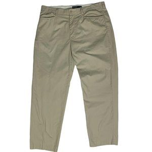 Polo Ralph Lauren Chino Pants Flat Front 38x29